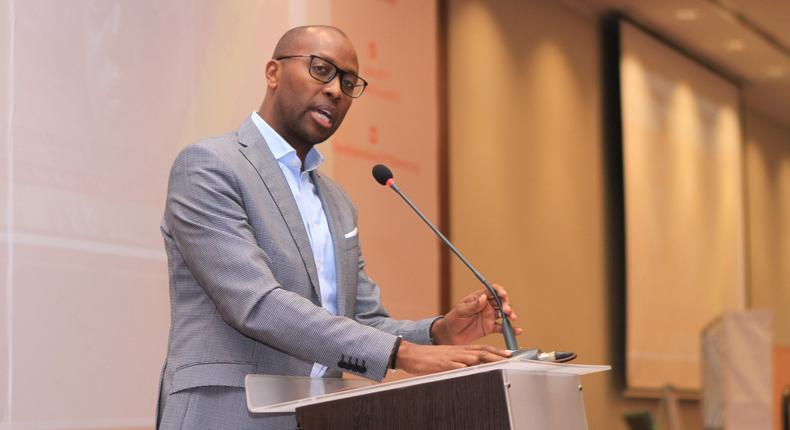 Dr Githinji Gitahi, Group CEO/Director-General Amref Health Africa