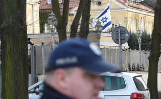 Ambasada Izraela: Odnotowaliśmy falę ataków o podłożu antysemickim
