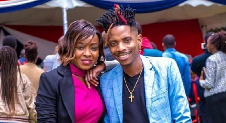 Eric Omondi opens up on how he met baby mama Jacque Maribe