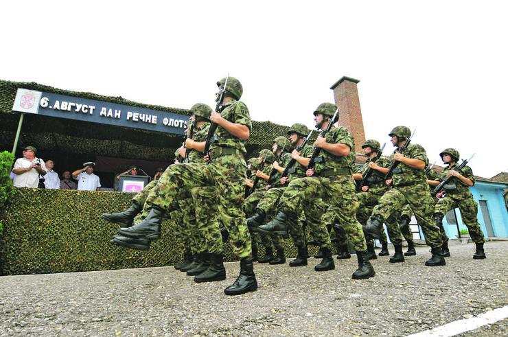 vojska getel