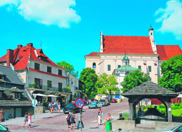 Wśród najchętniej odwiedzanych miejsc w Polsce znalazł się Kazimierz Dolny