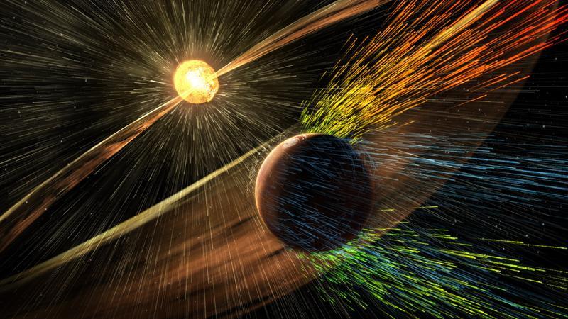 NASA chce osłonić Marsa tarczą magnetyczną