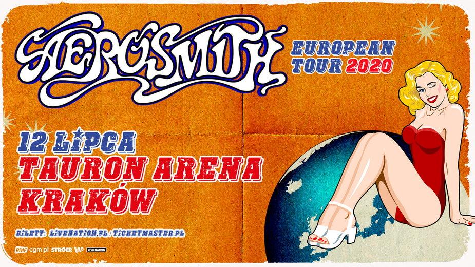 Aerosmith ogłasza daty trasy koncertowej. Wystąpi także w Polsce