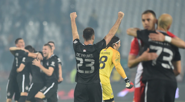 Crno-beli slave osvajanje Kupa Srbije u sezoni 2018/2019