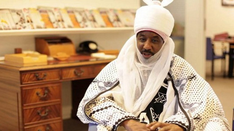 Dethroned Emir of Kano, Muhammad Sanusi ll. [Premium Times]