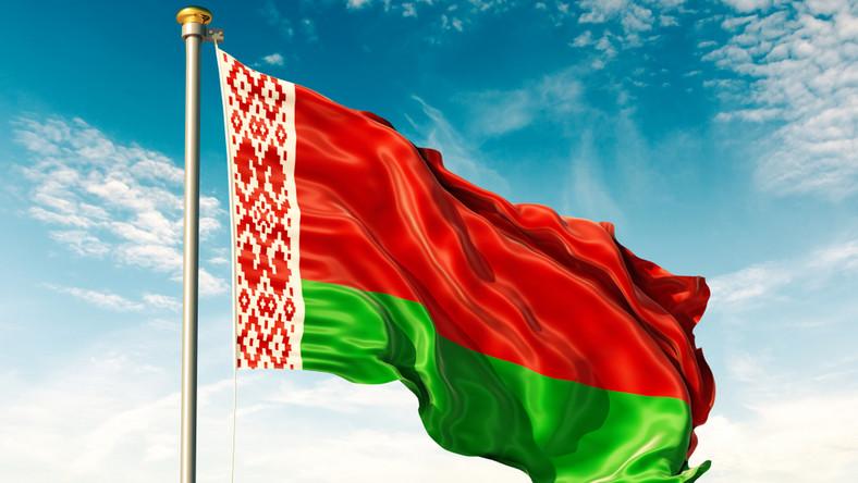 Białoruś flaga państwo kraj Białorusini / fot. Shutterstock
