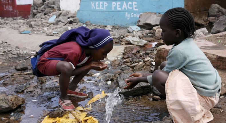 Lack of clean water land majority of African countries on the list of the world's unhealthiest nations (Mtaaniinsight)