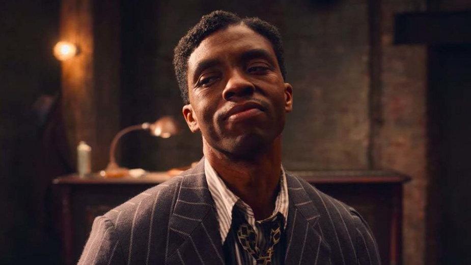 """Chadwick Boseman w filmie """"Ma Rainey: Matka bluesa"""""""