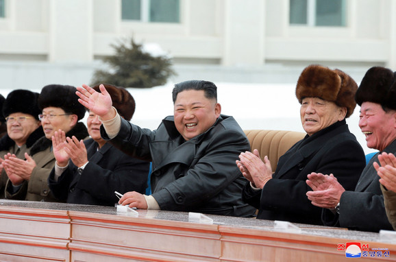 Postavio rok do 31. decembra - Kim Džong Un