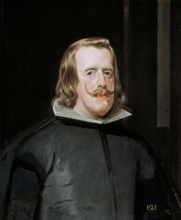 Filip IV u starijem dobu