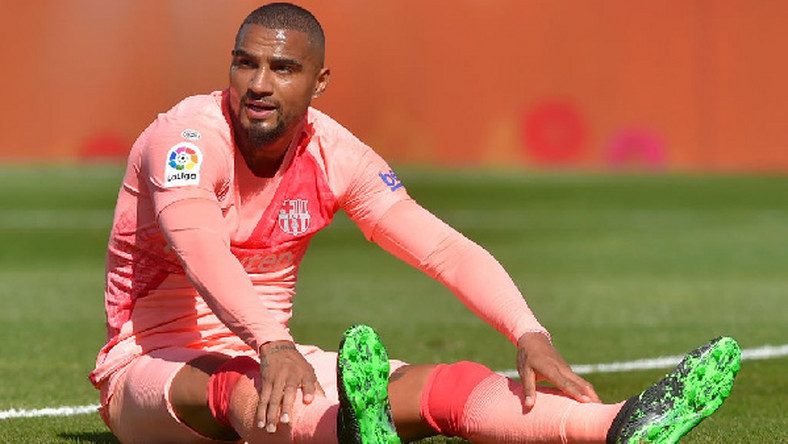 KP Boateng plays full throttle as Barcelona draw at Huesca
