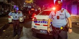 Zamieszki w Filadelfii. Burmistrz wprowadził godzinę policyjną