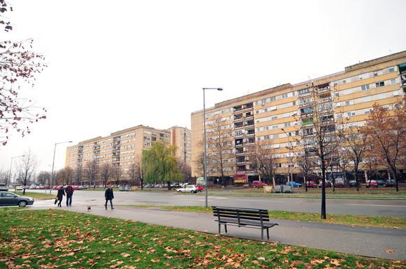 Mesto sukoba veterničke i narko grupe iz naselja