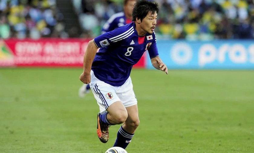 Daisuke Matsui przymierzany do Legii