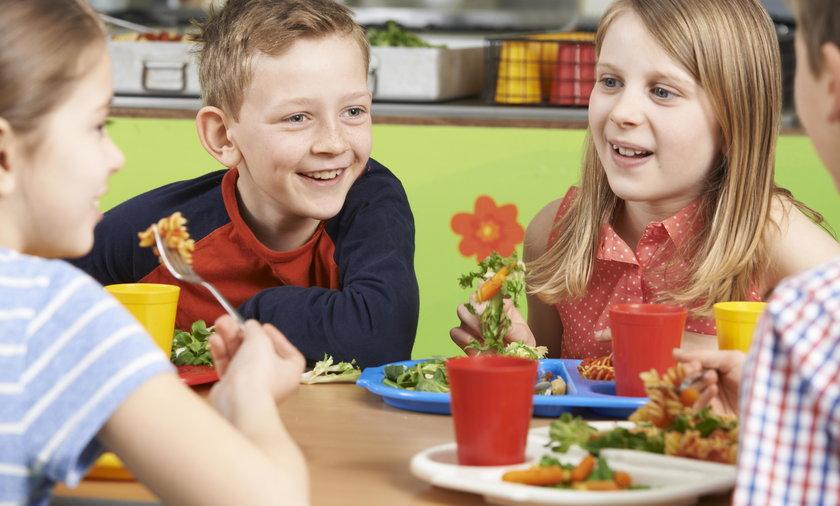 Bez obiadów w szkołach