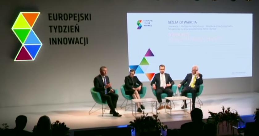 Debata otwierająca Europejski Tydzień Innowacji