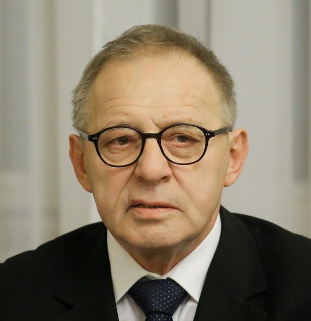 Lech Morawski został wybrany na sędziego TK