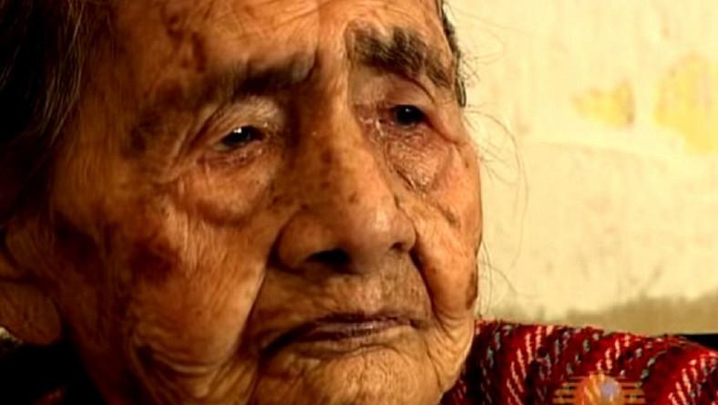 Leandra Becerra twierdzi, że ma 127 lat
