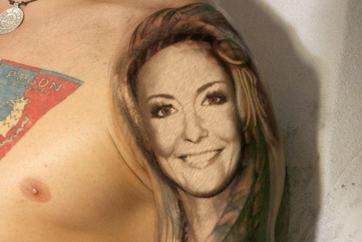 Majdan Zrobi Kolejny Tatuaż Z Miłości Do Rozenek