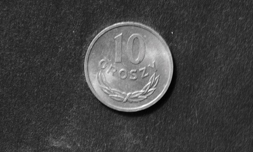 Polskie monety obiegowe