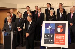 NATO kończy z izolacją Rosji