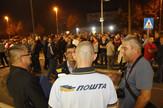 pošta protest zemun ras Miloš Petrović