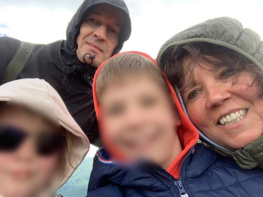 Mateusz Morawiecki na wakacjach w Bieszczadach z rodziną. Zdjęcia