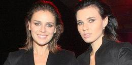 Natasza Urbańska z siostrą?
