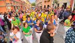 """Tradicionalnom povorkom završeni """"Dani Brazila"""" u Novom Sadu"""
