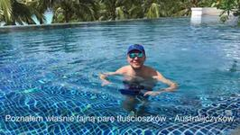 """""""Wspaniałe życie dr. Gojdzia"""": Tajlandia, Singapur i para tłuścioszków z Australii"""