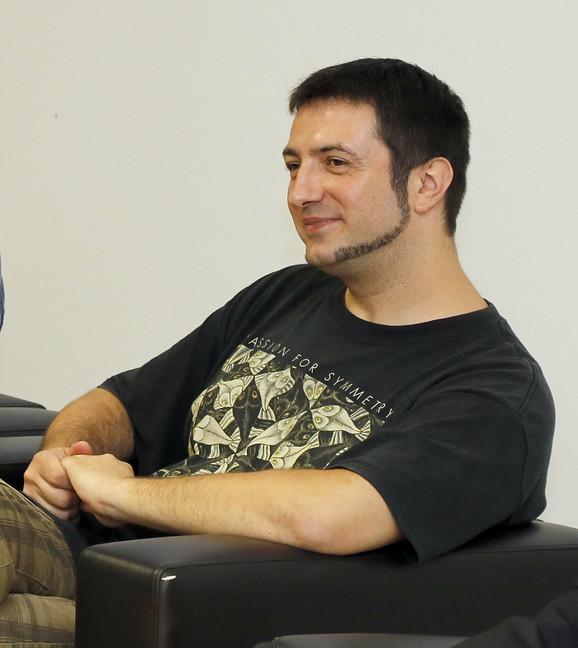 Oliver Tošković