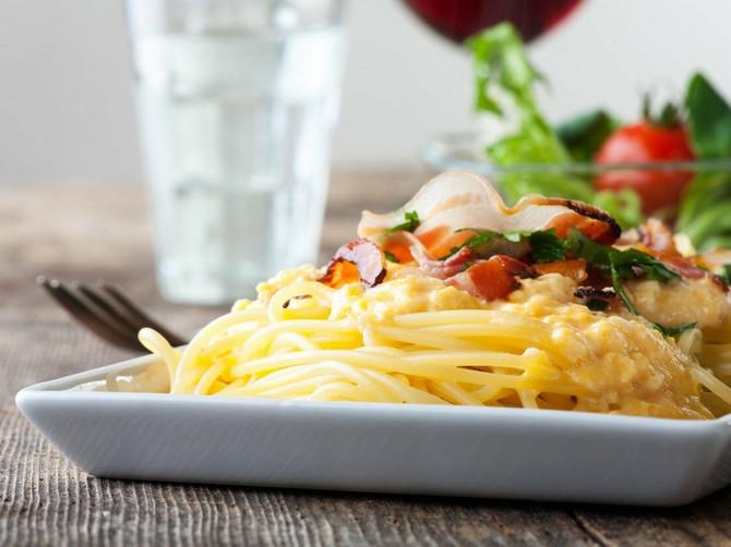 Špagete karbonara niko ne odbija: Ali ovo je JEDINI TAČAN RECEPT za pripremu