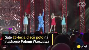 """3,5 miliona widzów oglądało galę """"25 lat disco polo"""""""