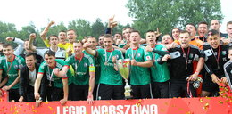Legia mistrzem Polski! Zagra o Ligę Mistrzów