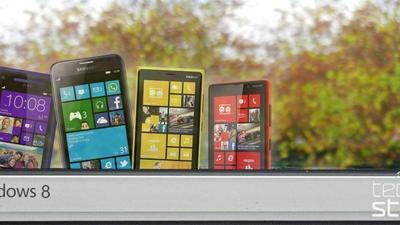 Lumia & Co: alle Smartphones mit Windows Phone 8 im Vergleich