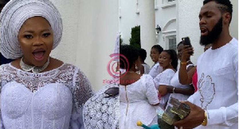 Rev Obofuor naming ceremony