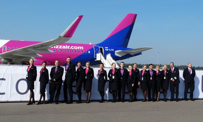 Lotnisko Lublin: powstała baza Wizz Air