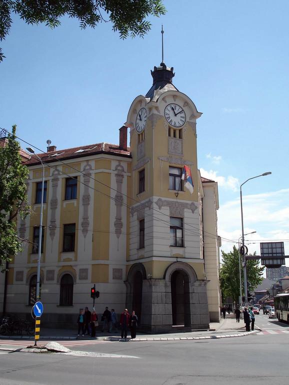 Palata pravde u Nišu u kojoj jei i Osnovni sud
