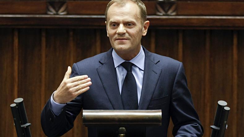 Tusk porównał posłów opozycji do złodziei