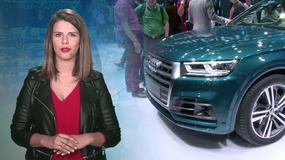 Paryż 2016 – nowości Audi