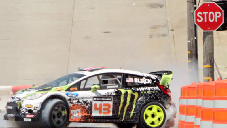 Premiera DC Shoes: Ken Block's Gymkhana 5 (wideo)