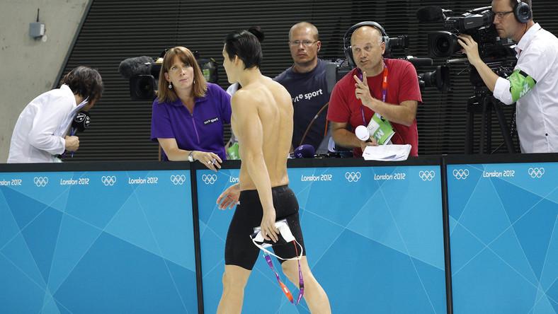 Zdyskwalifikowany Park Tae-Hwan
