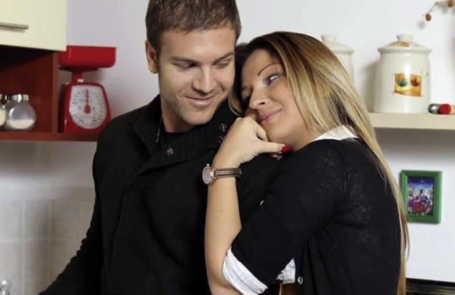 Bane Janković i Katarina Živković