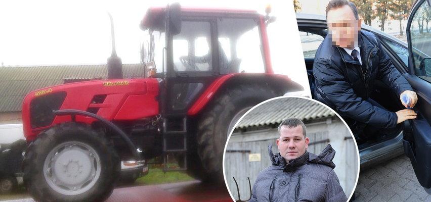 Komornik bezprawnie zabrał ciągnik. Musi zapłacić rolnikowi 46 tys. zł!