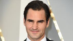 Roger Federer gościem na ceremonii wręczania Oscarów