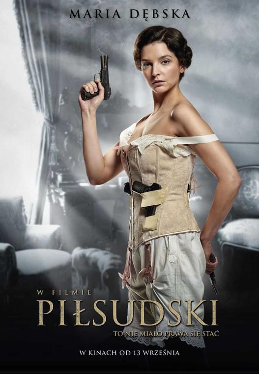 Piłsudski Zobacz Pierwsze Plakaty Filmu Film