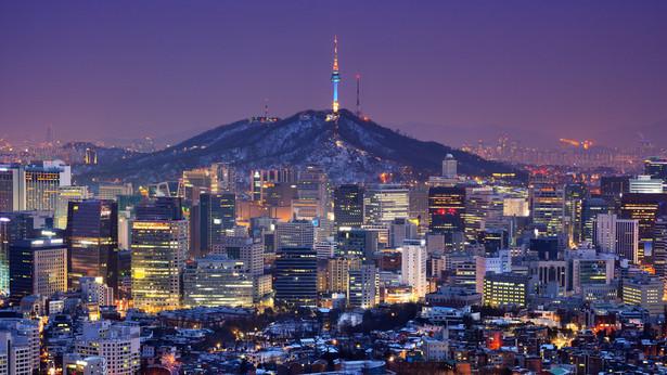 Seul, Korea Południowa.