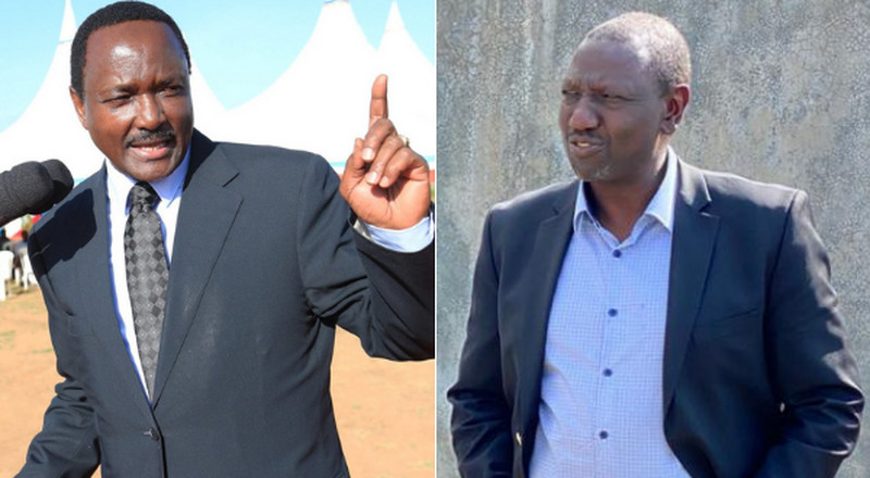 Kalonzo demands lifestyle audit of DP Ruto