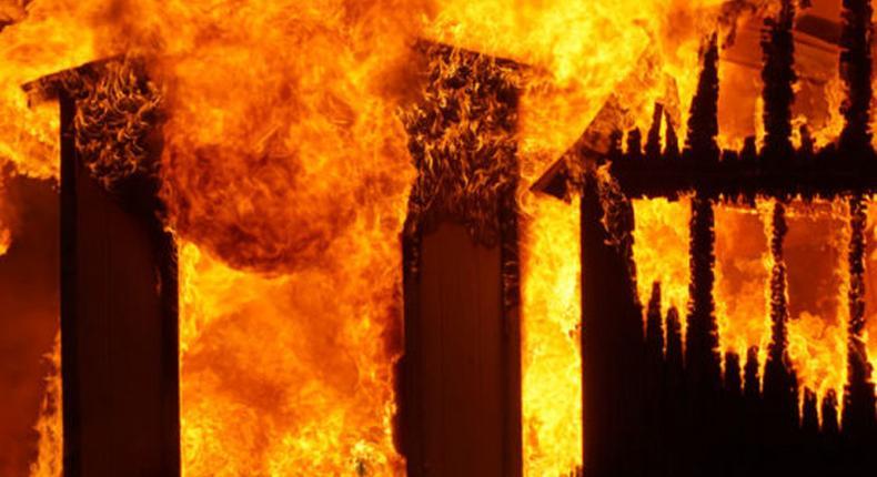 3 burn to death in tragic incident