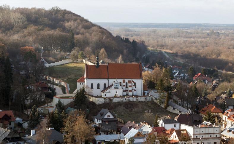 Kazimierz Dolny nad Wisłą
